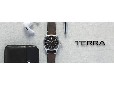 【ヴィンテージで遊べ】カスタムウォッチブランドUNDONEから新しいモデル「TERRA」を発売!