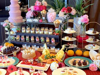 【スターゲイトホテル関西エアポート】54階からの絶景もごちそう『デザートブッフェ』開催