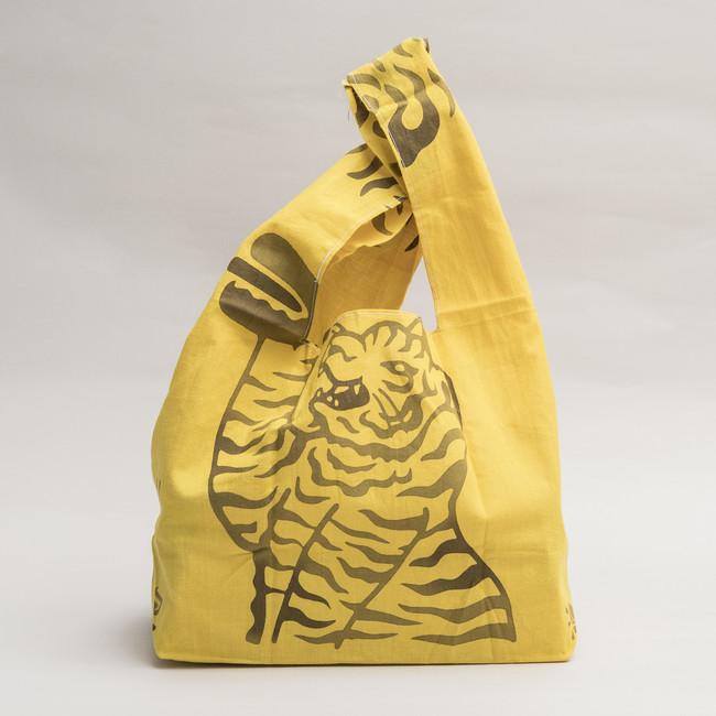 【バオガー】グランドオープン記念!小粋な虎柄のエゴバッグが抽選で当たる!!