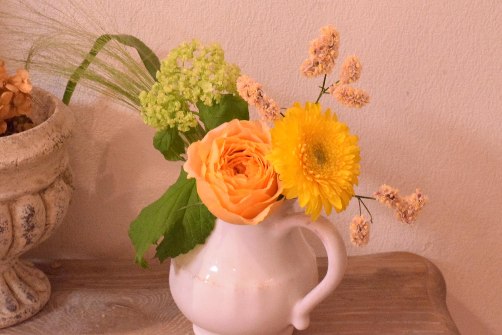 【東京・北千住の花屋Hanayue(ハナユエ)】自宅で待っていれば毎週お花が届く!花屋直営の定期便「Hanayue お花の定期便」リリース