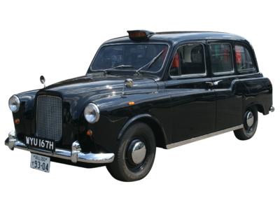 両備テクノモビリティーカンパニーの技術による、EVロンドンタクシー完成