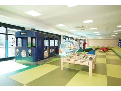 屋内こども広場「テイキョウキッズルーム」8月11日(火)オープン!学校法人帝京大学と施設命名権スポンサー契約を締結
