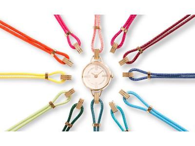 パリで話題の腕時計「SILA(シラ)」阪急うめだ本店にてPOP UP ストア開催中!!