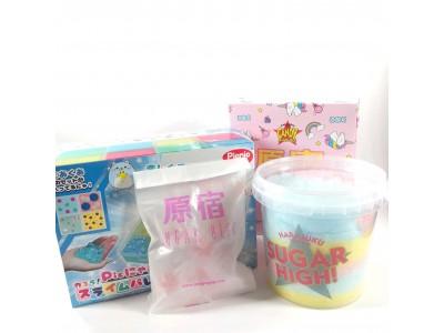 ショッピング通販サイト『LOLLIPOP CITY(ロリポップシティ)』「CANDY A☆GO☆GO!」のお菓子と雑貨で原宿気分をおうちで楽しもう!オリジナルセット商品が登場!