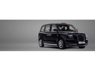 LEVC Japan 新型ロンドンタクシー 「TX」 を発表