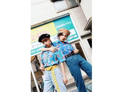 1日800人の女子高生が購入する、タイのインスタグラム発ファッションブランド「ダディ・アンド・ザ・マッスル・アカデミー」が、1月10日からラフォーレ原宿でポップアップショップを開催。