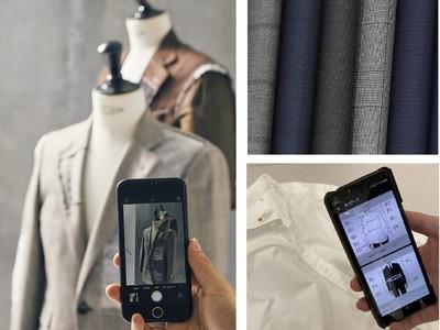 【スーツセレクト】既製服でもない!? パターンオーダースーツでもない!? たった5日間で仕上がる、全く新しいゾーニングのスーツ「5DAYS」を新発売!