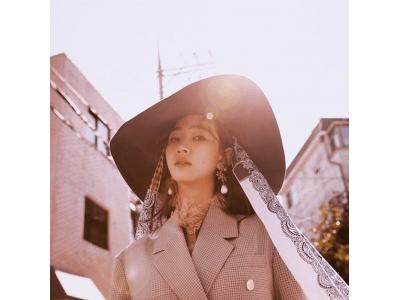 【韓国ファッション】オリジナルアクセサリーを中心に独特の世界観を魅せるクリエイターズブランド「KRUCHI(クルチ)」が日本初上陸!!