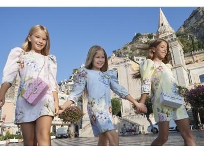 関西初!イタリア子供服ブランド「モナリザ」が阪急百貨店うめだ本店に期間限定で直営店をオープン