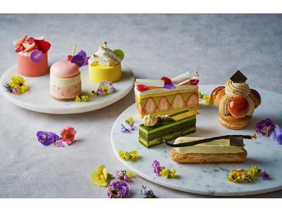 春のケーキコレクション