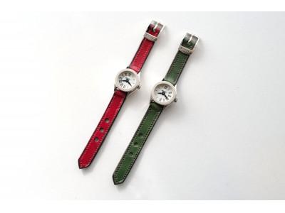 時を着飾る―指時計ブランド「moco」、大切な誰かと持つ、ペアリングウォッチを発売