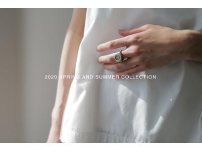 時を着飾るー指時計「moco」20SSスタート。メタルバンドタイプの限定カラーは、 オリーブグリーン。