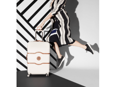 【日本へ本格上陸】ヨーロッパで最も売れているフランスの老舗スーツケースブランド『DELSEY』