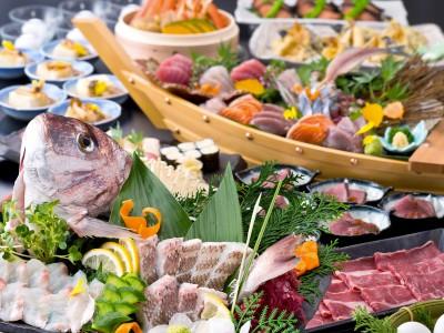 「北の家族」は3,500円以上のご宴会で「鯛の姿造り」をプレゼント! 【秋の大感謝祭】 豊洲市場移転応援イベント 第1弾 10月15日(月)スタート