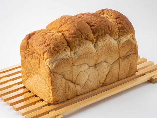 【高級 食パン専門店「花みつ」】高級 食パン専門店が作った『高級 山切り食パン』を販売開始!【数量限定】卵不使用、小麦を愉しむ「食パン」