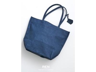 新しい生活様式にぴったりな2ブランド合同イベント 初開催!REN&ヘルシーバックバッグ