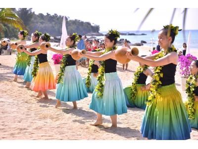 カヌチャビーチが3月31日(日)に海開き。子供たち大喜びのオーシャンパークや、女性に人気のサップヨガなどがお得に体験できるイベント開催