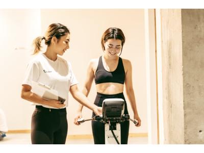 阪急百貨店と女性専用パーソナルトレーニングジム「UNDEUX」がコラボ!阪急うめだ本店にて、期間限定ショップ「Be Positive, Be Healthy」を開催