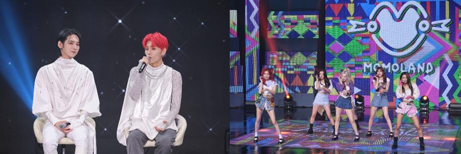 【日曜に再放送!】「Power of K SOUL LIVE」 #5Specialライブレポート!出演はNCT 127、HENRY、JBJ95、MOMOLAND