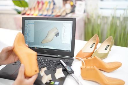 ロボットヲタクのパンプス社長!業界に風穴を! 時代は『誰でも靴屋』 靴の設計図となる3D木型の法人向けサービスを6月19...