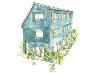 三軒茶屋に2020年6月オープン予定の保護猫を譲渡する賃貸住宅「SANCHACO」 物件コンセプト説明会を2/23、3/22に開催