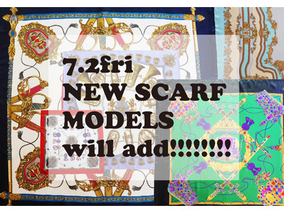 SDGsシューレースブランド「shoeface」から、7/2(金)に大人気モデル「スカーフシューレース」の新作が発表されます!