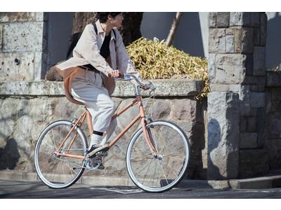 トーキョーバイクが新モデル「TOKYOBIKE LEGER (レジェ) 」を発売