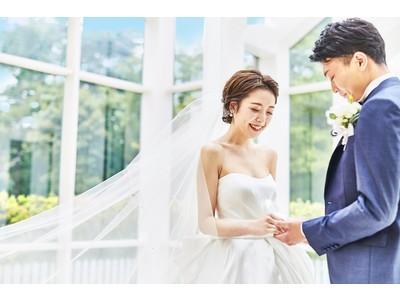 ベスト-アニバーサリーの新ウエディング 【チャペルセレモニーフォトプラン】登場
