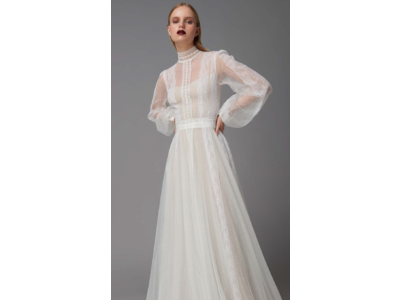 ベスト-アニバーサリー   ギリシャ発 コスタレロス2021秋  ロマンチックなシルエットを纏う個性派揃いの新作ドレスが6月に到着