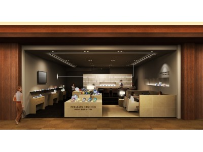 皇室御用達の有田焼窯元・深川製磁による新業態「FUKAGAWA SEIJI 1894 ROYAL KILN&TEA」、2020年3月30日(月)東京ミッドタウンにオープン!