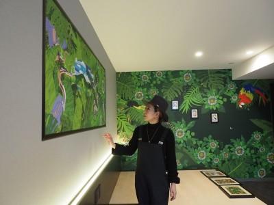新鋭アーティスト20名によるコミュニケーションアートを体現したホテル「AKARI二条城」2020年3月20日(金)オープン!