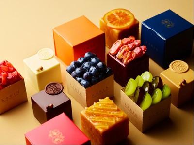 「ホテルプラザ神戸」が手がけるラグジュアリーなケーキブランド「KARIN」が2021年9月19日にグランドオープン!