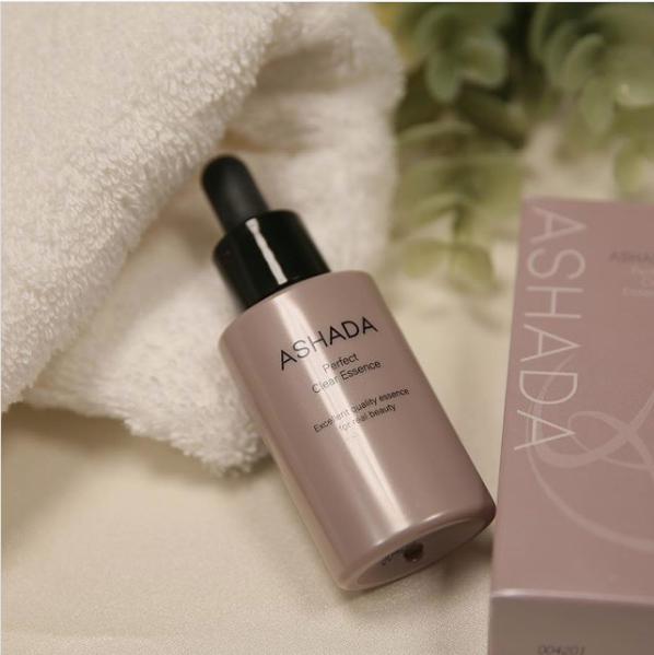 株式会社RAVIPA(ラヴィパ)のASHADA美容シリーズ商品パッケージが統一されました。