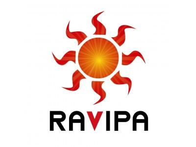 株式会社RAVIPAのRAVIPA商標が特許庁に登録されました(登録番号:6246790(商願2019-044283)「RAVIPAラヴィパ」)