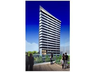 スマートシティの新たなライフスタイルが生まれる               「東京ポートシティ竹芝」レジデンスタワー3月より入居者募集開始