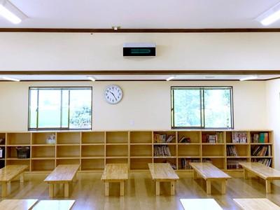 みやま放課後児童クラブに紫外線照射装置「エアロシールド」を設置