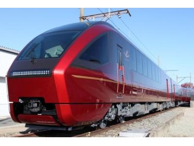 日本板硝子 近鉄の新型特急「ひのとり」先頭車両に当社ガラスが採用