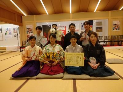 小倉百人一首競技かるた 第1回 ちはやふる小倉山杯  初代優勝者は 山下恵令準クイーン!