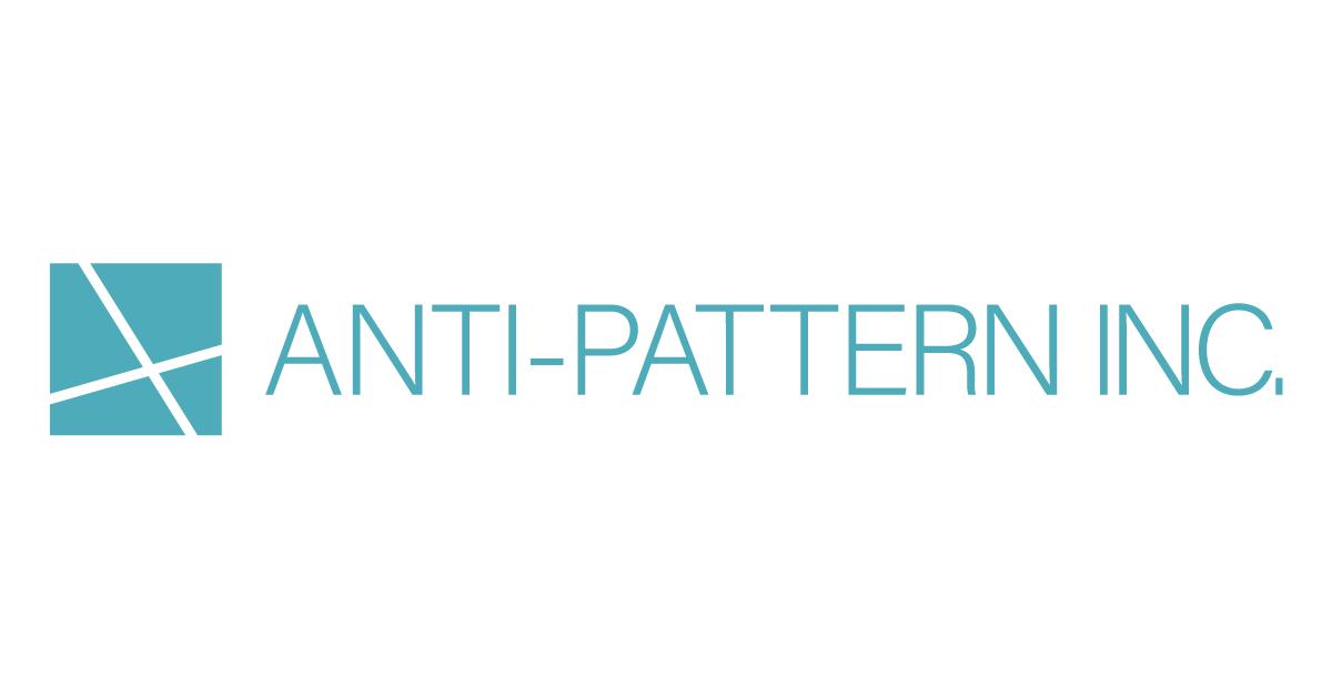 株式会社アンチパターンがAWSコンサルティングパートナー・セレクトティアに認定されました
