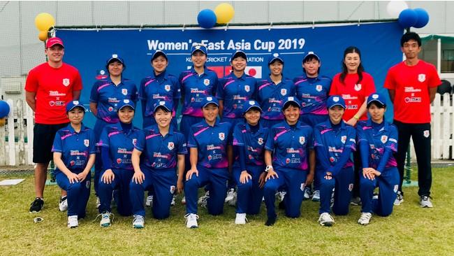 女子東アジアカップ(クリケット)の継続が決定