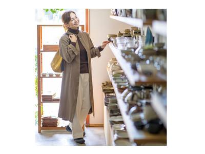 サスティナビリティと機能性を兼ね備えた天然素材「カポック」を使用!新企画の服の販売スタート。