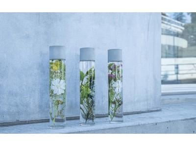 フラワー業界に革命を起こした植物標本(ハーバリウム)のパイオニア。花や植物の一瞬の命を特殊技術で閉じ込める「FLOWERiUM(R)」(フラワリウム)、新たなコンセプトシリーズ、3月7日(土)新発売