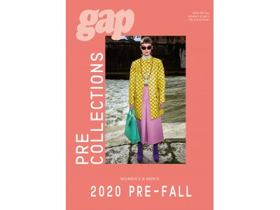gap COLLECTIONS シリーズ 新刊情報 「gap PRE COLLECTIONS」創刊!