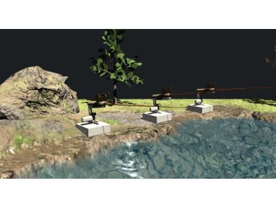 遠隔釣りシステム開発のRe-al、仮想空間で臨場感ある釣りをも可能にした新製品「TeleAngler(テレアングラー)」を発表。