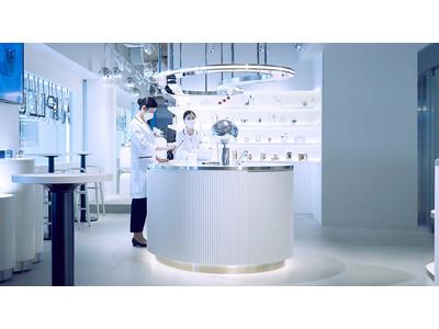 シミ・くすみに悩む女性たちに先進の皮膚科学から生まれた美白ケアを。『AMPLEUR (アンプルール)』東京初の直営店が10/1(金)銀座にオープン!
