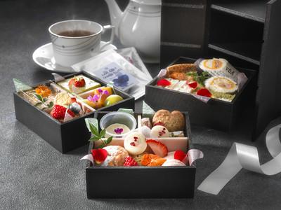 【ホテルロイヤルクラシック大阪】人気のアフタヌーンティーセット  テイクアウト販売をスタート