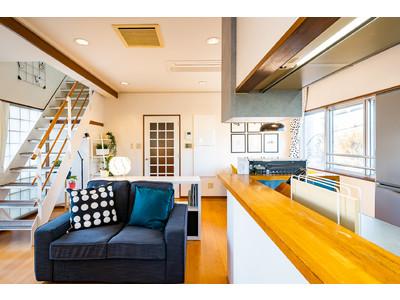 逆ワーケーション空間「Graphium House 駒沢」 2021年2月15日(月)オープン