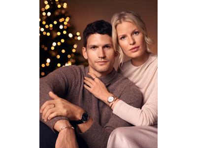 DANIEL WELLINGTON(ダニエル ウェリントン)クリスマスキャンペーンを12月1日(火)より開催。商品二点以上お買い上げで25%OFFに