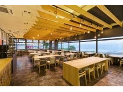 E20中央道 諏訪湖SA(下り)がいよいよグランドオープン!