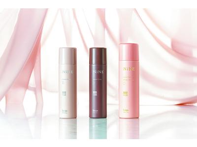 ホーユープロフェッショナルのスタイリングケアブランド「NiNE」から「ルーセントスプレー」が5月20日(木)よりサロンにて発売開始